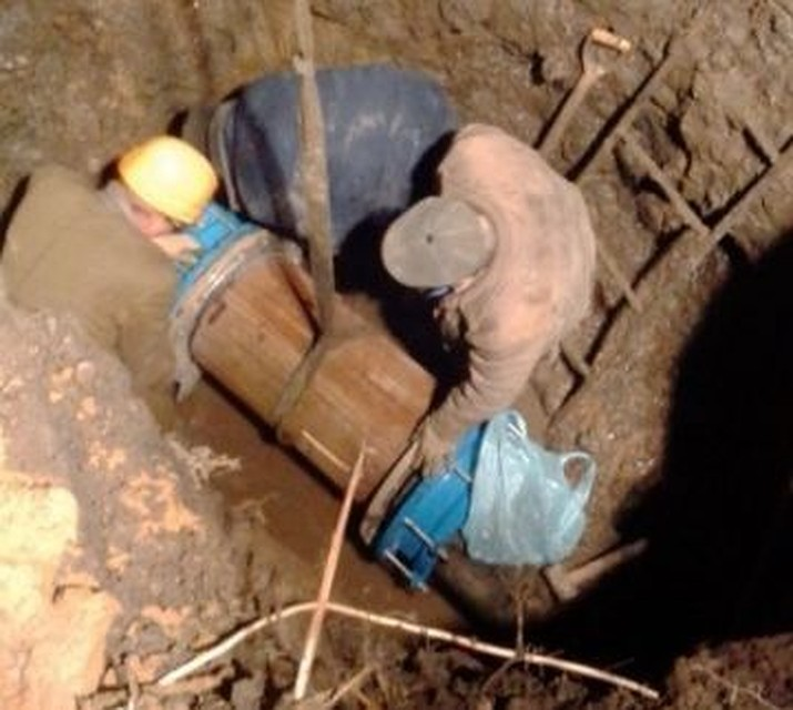 ВТульской области из-за трагедии без воды остались 16 тыс. человек