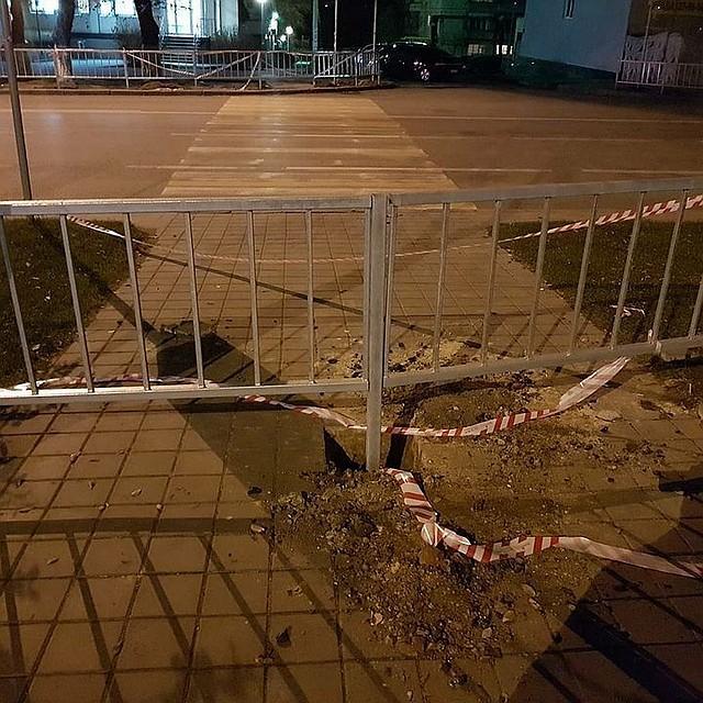 Опасный пешеходный переход наулице Невской вВолгограде уберут 9ноября