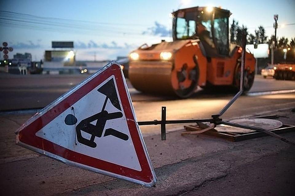 Наразвязке КАД сПриморским шоссе перекроют одну полосу