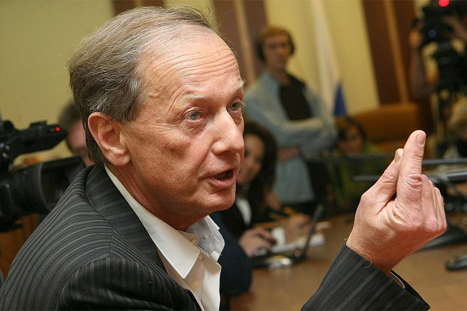 Министр культурыРФ назвал смерть Михаила Задорнова большой катастрофой