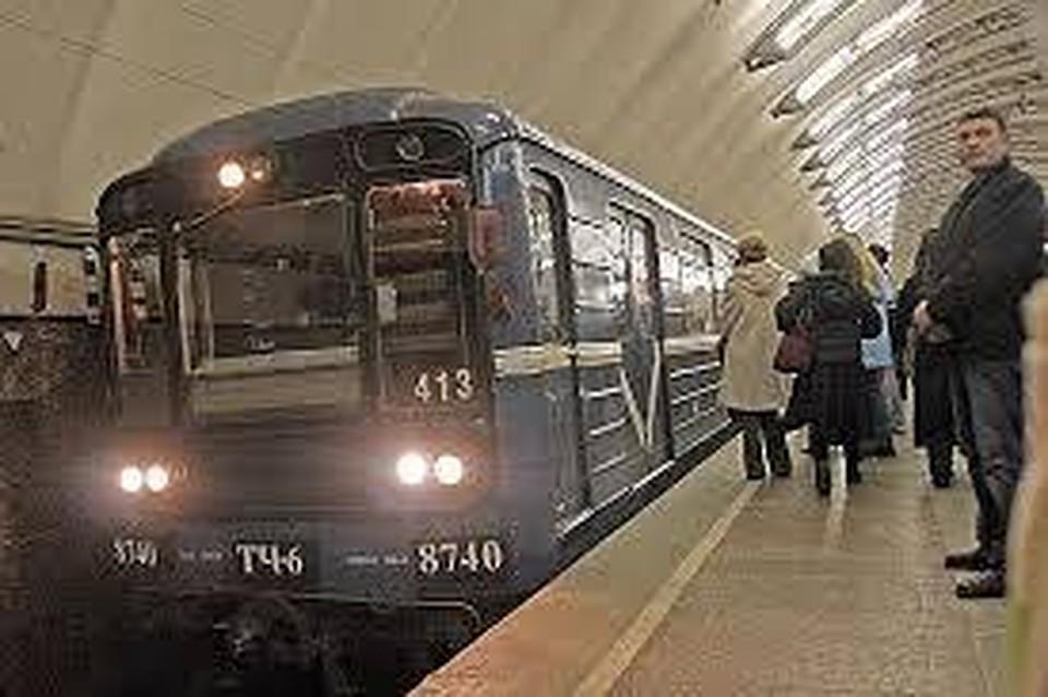 Петербуржцы проинформировали озадымлении настанции метро «Балтийская»
