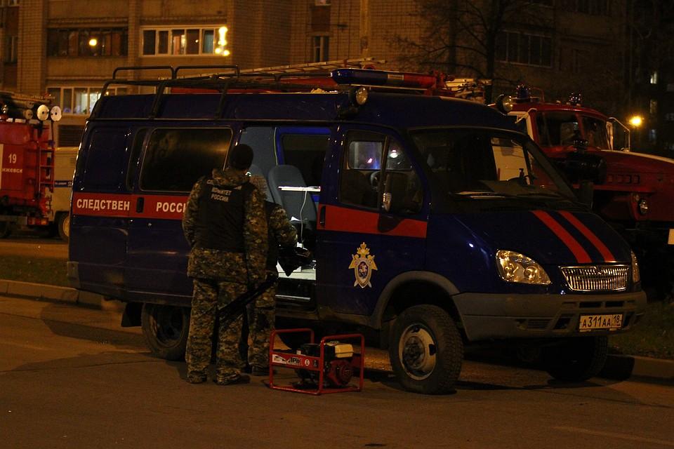 ВИжевске задержали сына хозяйки квартиры, где произошёл хлопок газа