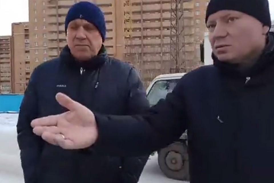 Мэр Еремин призвал науборку города двоечников СФУ