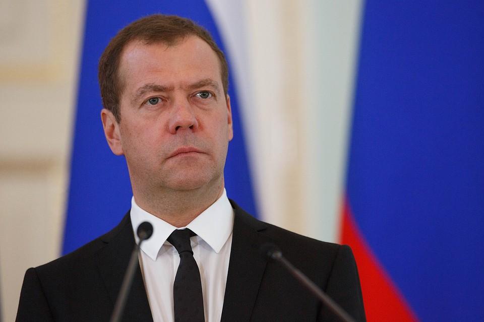 Д. Медведев считает санкции инструментом конкурентной борьбы