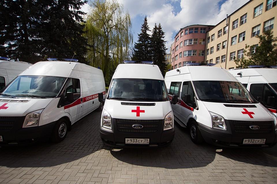 ВКалининградской области из-за вовремя неоказанной медпомощи скончался  полуторагодовалый ребёнок