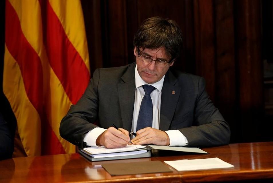 Испания отыскала «русский след» вкаталонском сепаратизме— Daily экспресс