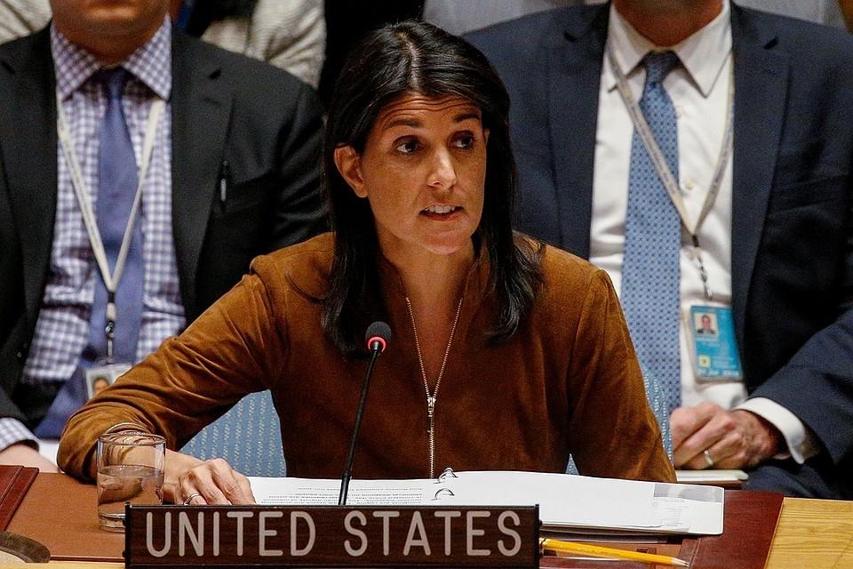 США планируют «бороться засправедливость» вСирии безСБ ООН