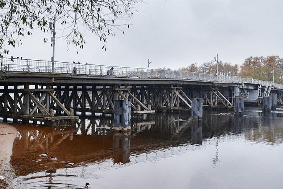 Полноценный ремонт: вПетербурге закрывают 2-ой Елагин мост с21ноября