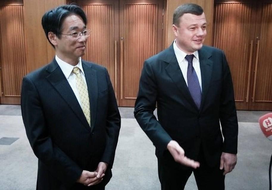Презентация финансового потенциала Тамбовской области впечатлила японских инвесторов