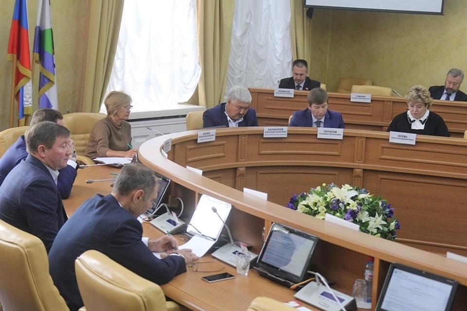 Бюджет Иркутска на 3-х летний период приняли народные избранники городской Думы