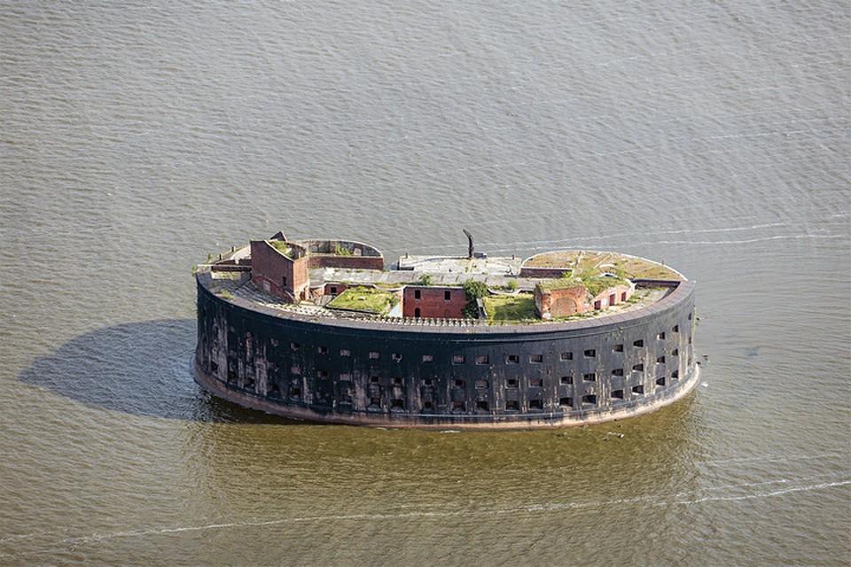 УФАС запретило экскурсии наЧумной форт вКронштадте