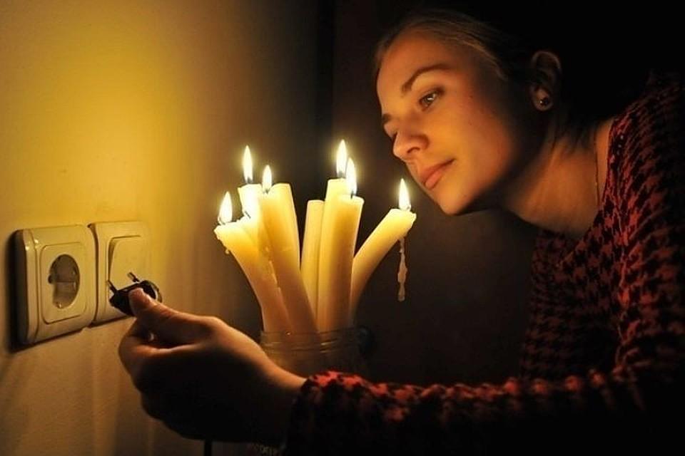 Всреду вчетырех районах Казани отключат свет