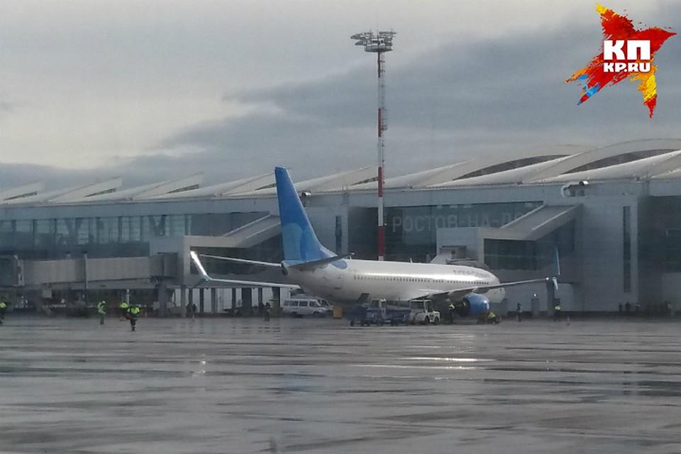 «Платов» в 1-ый день работы обслужил 5,5 тыс. пассажиров