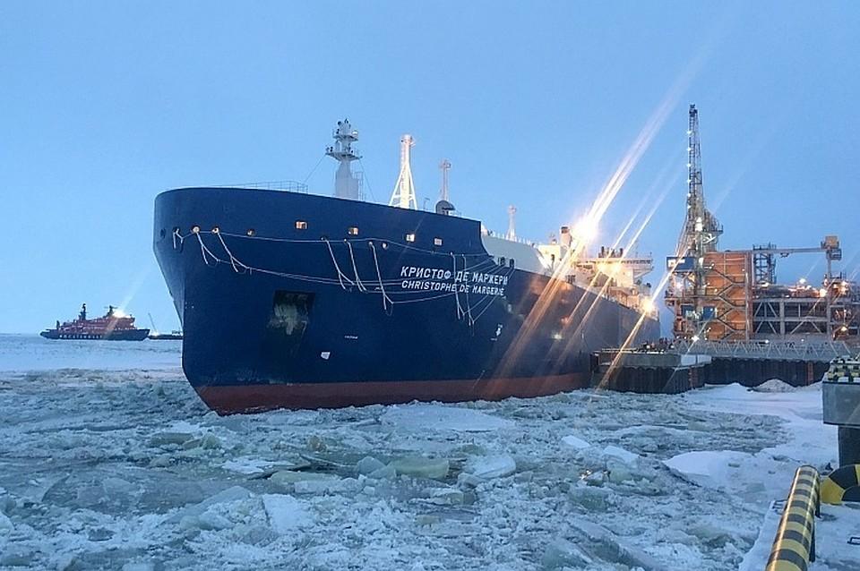 Путин проведёт наЯмале совещание попроизводству сжиженного природного газа