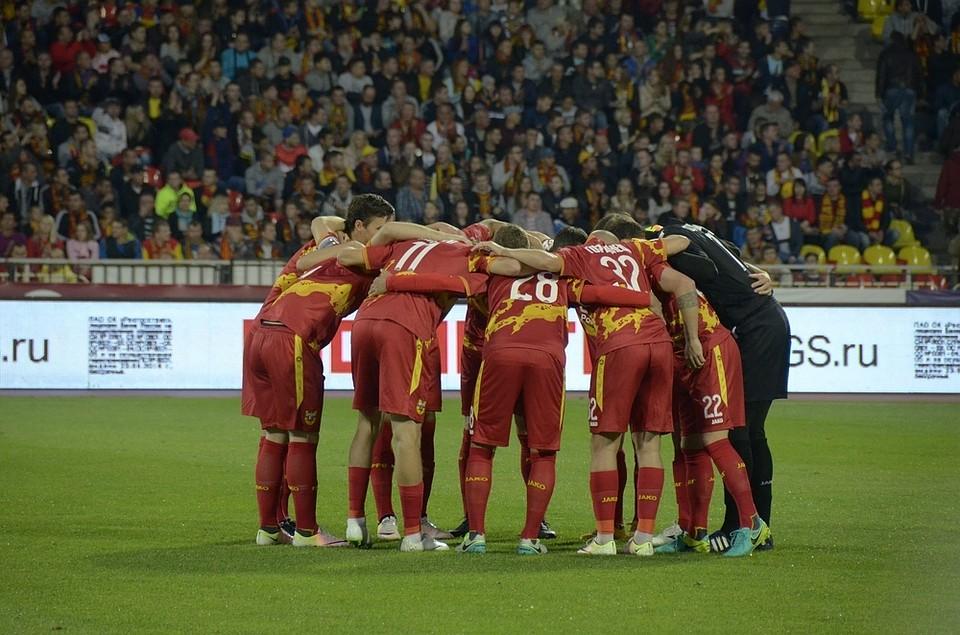 Футболисты «Анжи» проведут товарищеский матч сазербайджанским «Сумгаитом»
