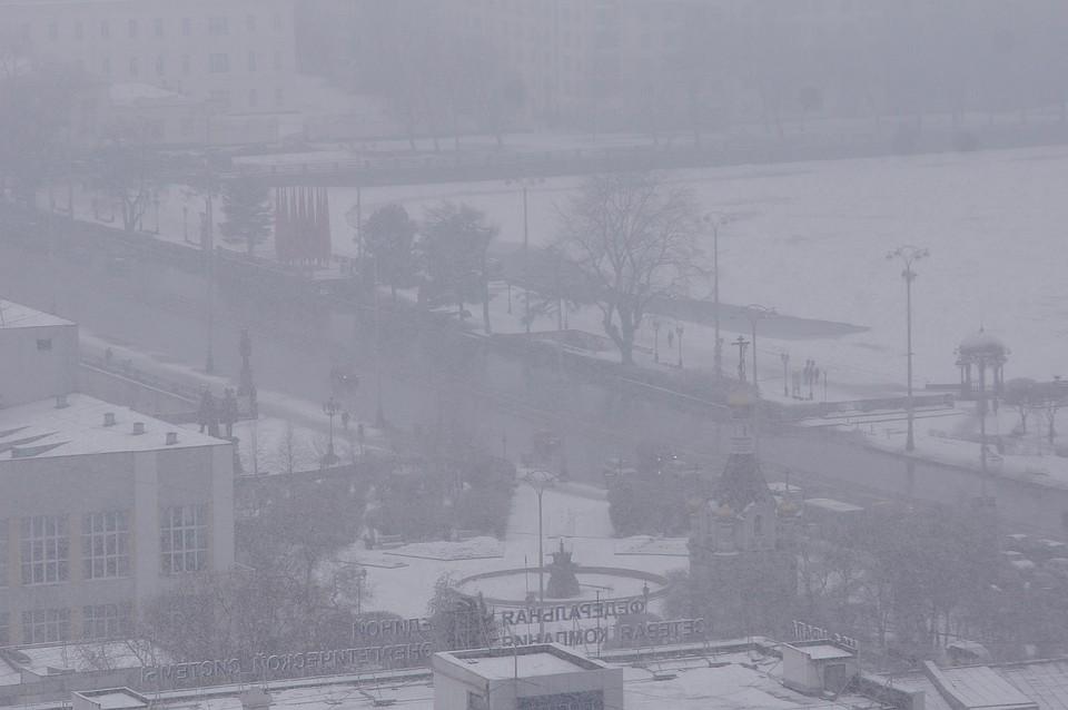Ввыходные наСреднем Урале будет нечем дышать Сегодня в17:31