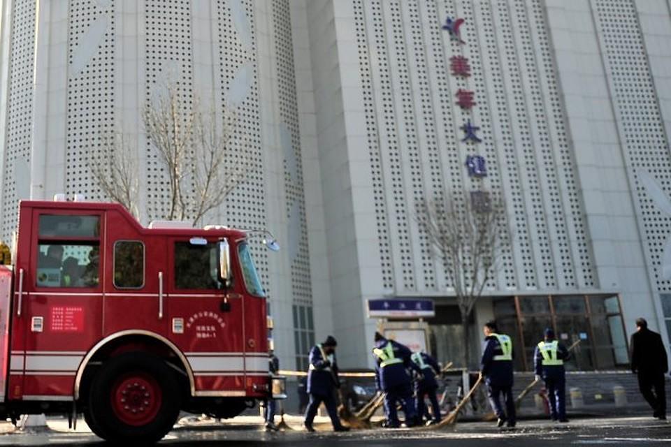 5 человек погибли впожаре вжилом доме встолице Китая