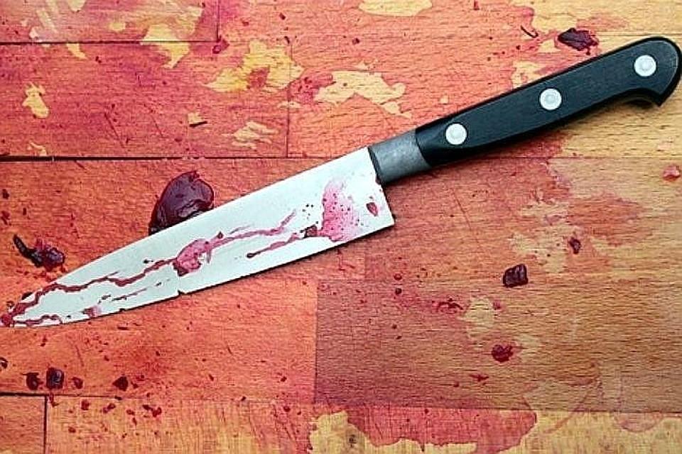 Мужчина изрезал пенсионерку ножом иразбил голову камнем