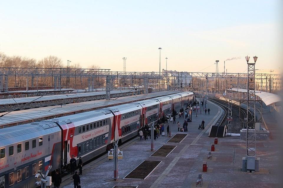 Казань: 15декабря встолицу Татарстана прибудет поезд Алматы