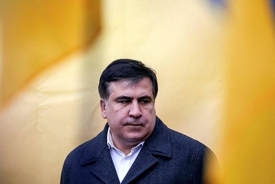 Саакашвили объявил, что неписал письмо Порошенко
