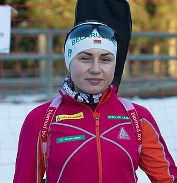 Жюстин Бреза выиграла домашний масс-старт вАнси