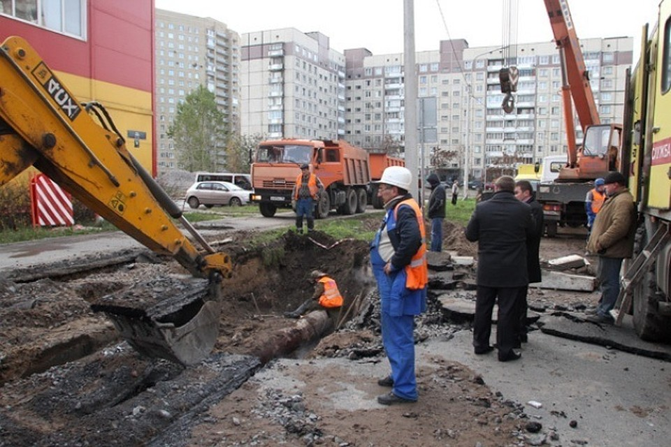 Петербургский «Водоканал» оштрафовали на700 тыс. руб.