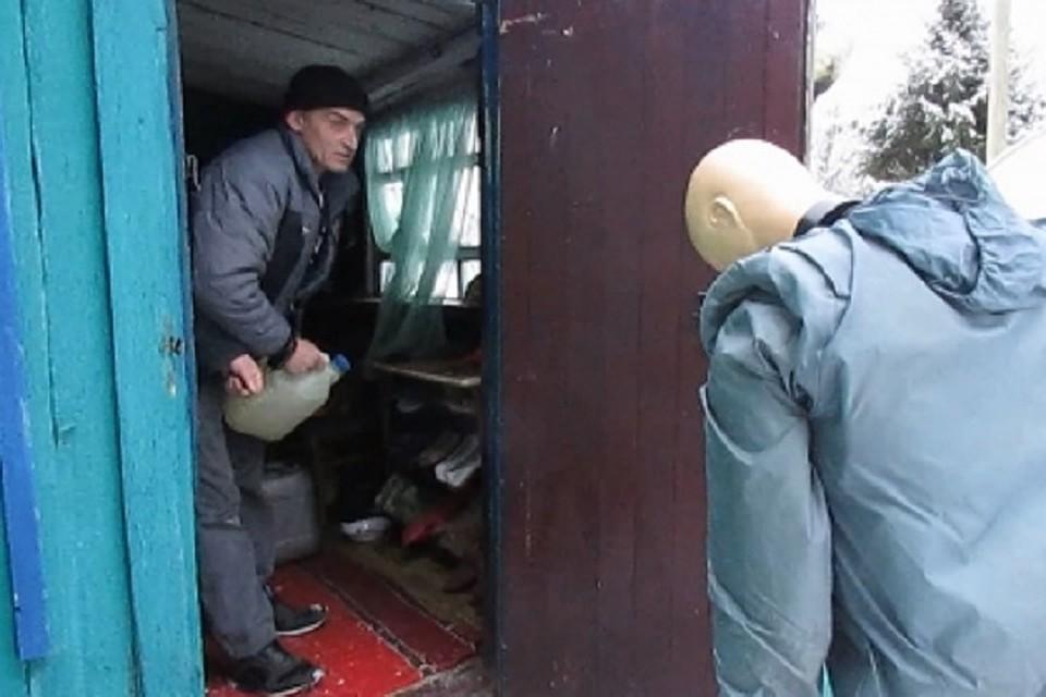 ВВологде мужчина облил свою возлюбленную бензином иподжёг