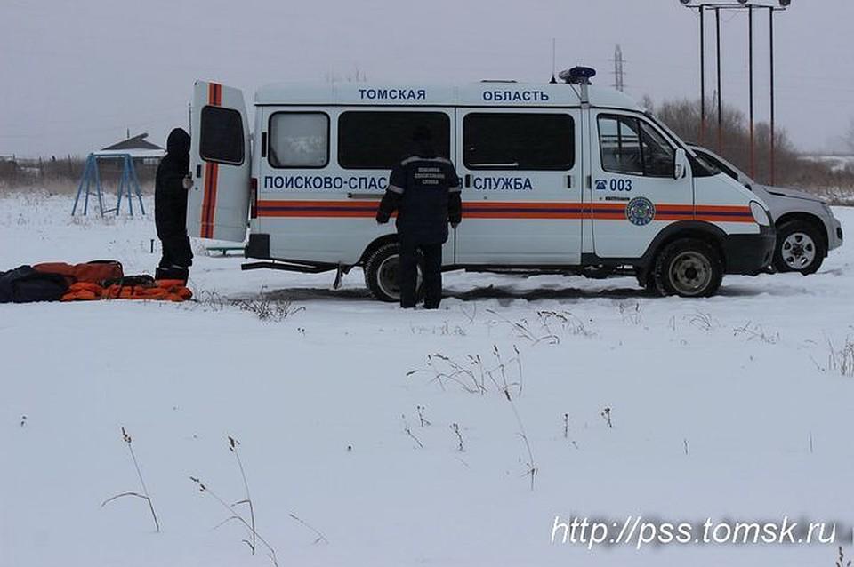 СКрассказал обобстоятельствах падения смоста двоих человек вТомске