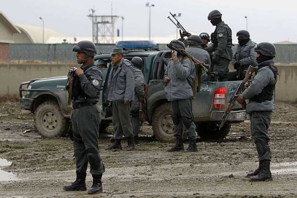 ВАфганистане террорист-смертник устроил взрыв, есть жертвы