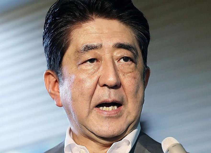 Абэ выступил заосвоение Курил вместе сРоссией