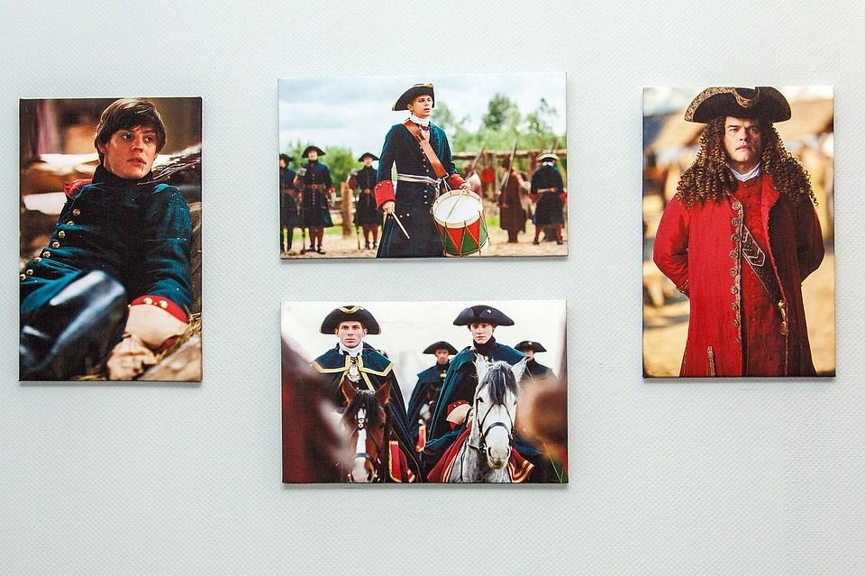 Навыставке вТобольске представят декорации икостюмы актеров фильма «Тобол»