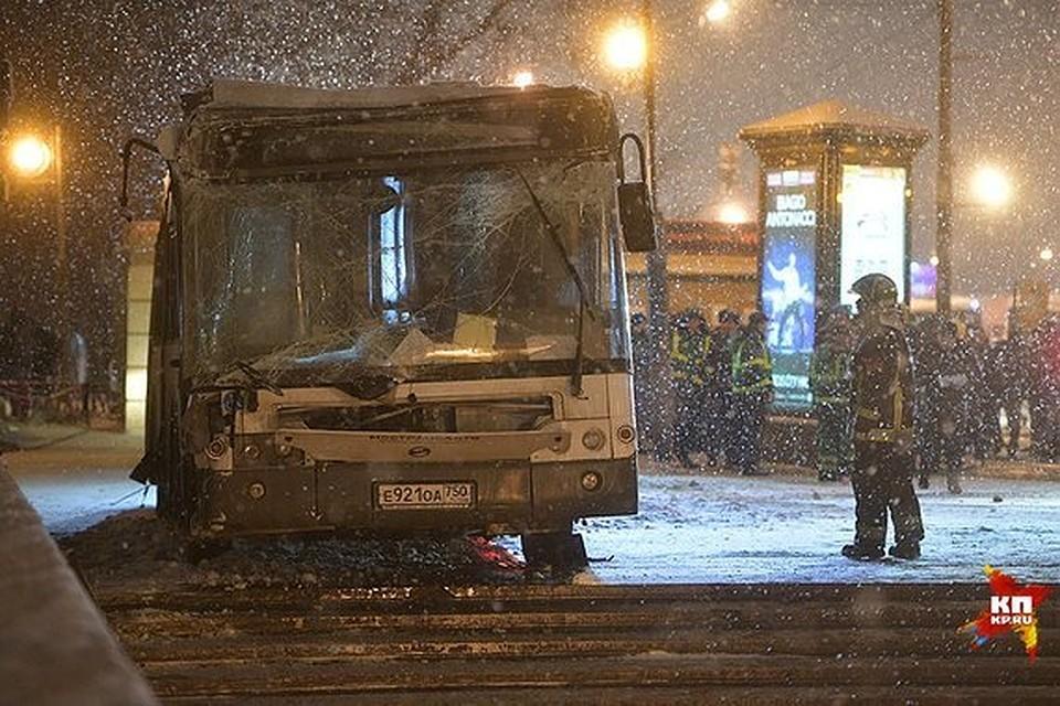 Генпрокуратура  начала проверку пофакту наезда автобуса напешеходов в столице России