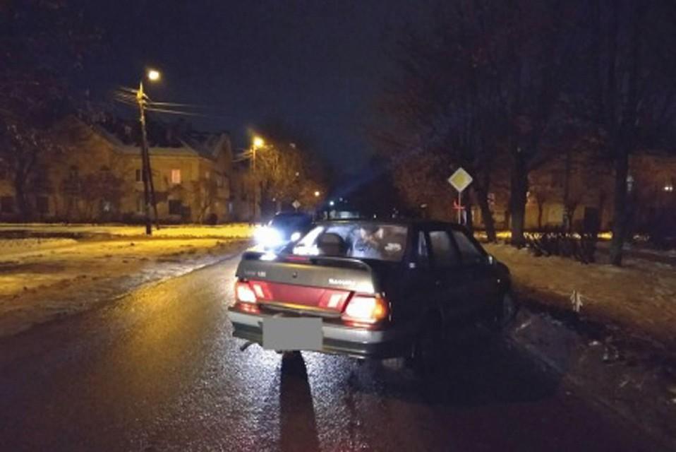 ВБрянске ВАЗ покалечил неожиданно выбежавшую надорогу женщину