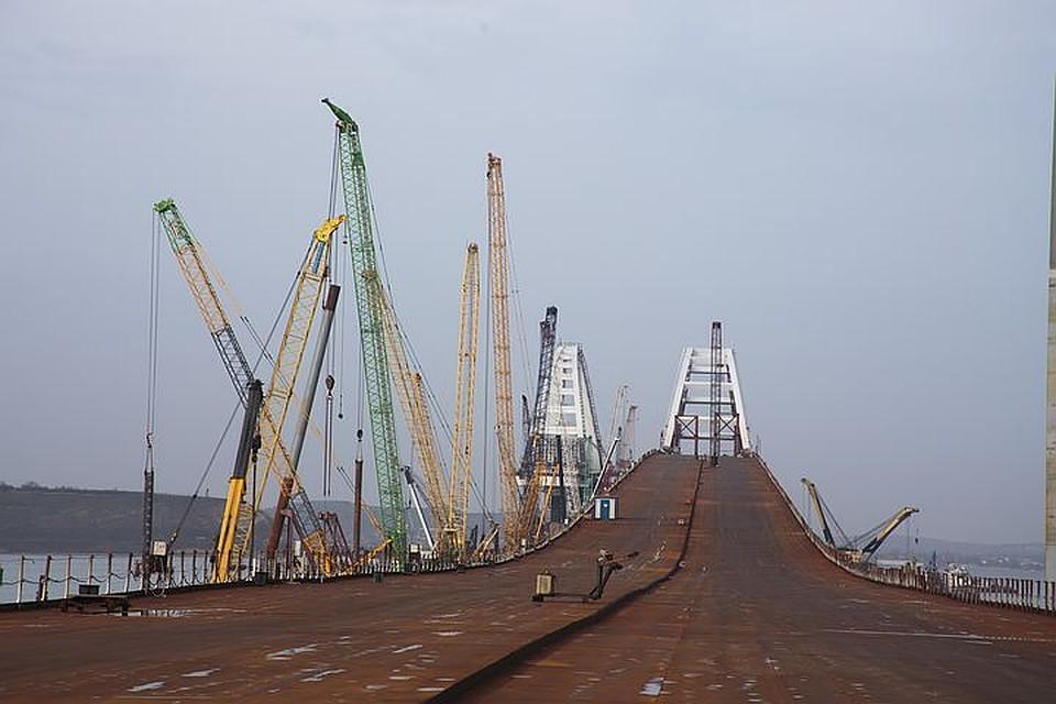 Украинский генерал объявил, что Крымский мост «уязвим для ракетных ударов»