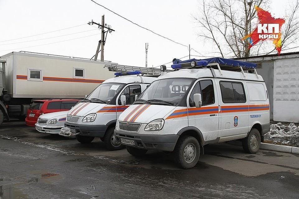 СКрасноярских столбов эвакуировали четверых замерзших туристов
