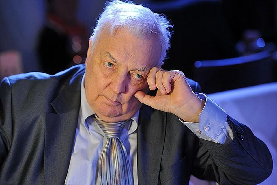 Все, что известно о русском  актере— скончался  Михаил Державин