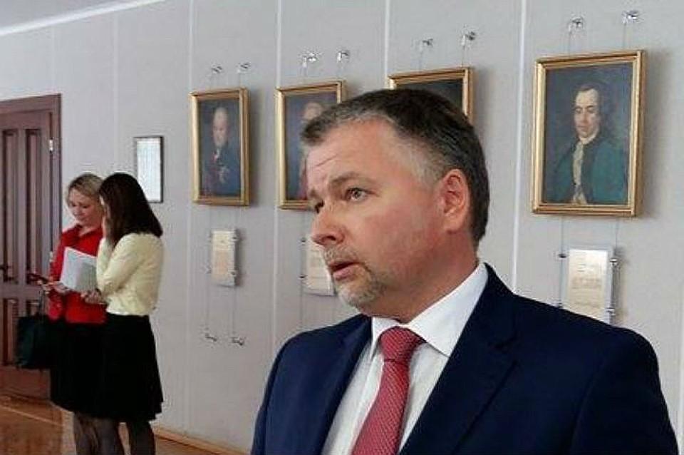 Виктор Костин покинул руководство Ярославской области?