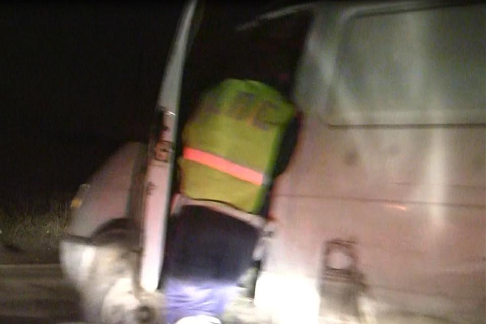 СКпроверяет смерть водителя после полицейской погони наСтаврополье