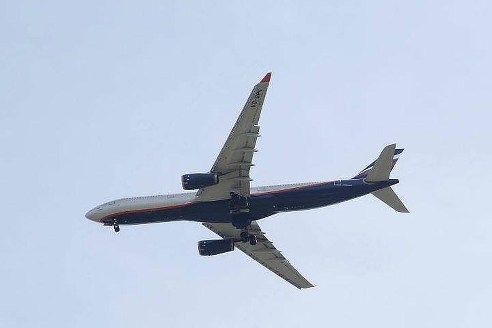 Милиция Хабаровска сняла срейса 14-летнюю модель, летевшую вЯпонию