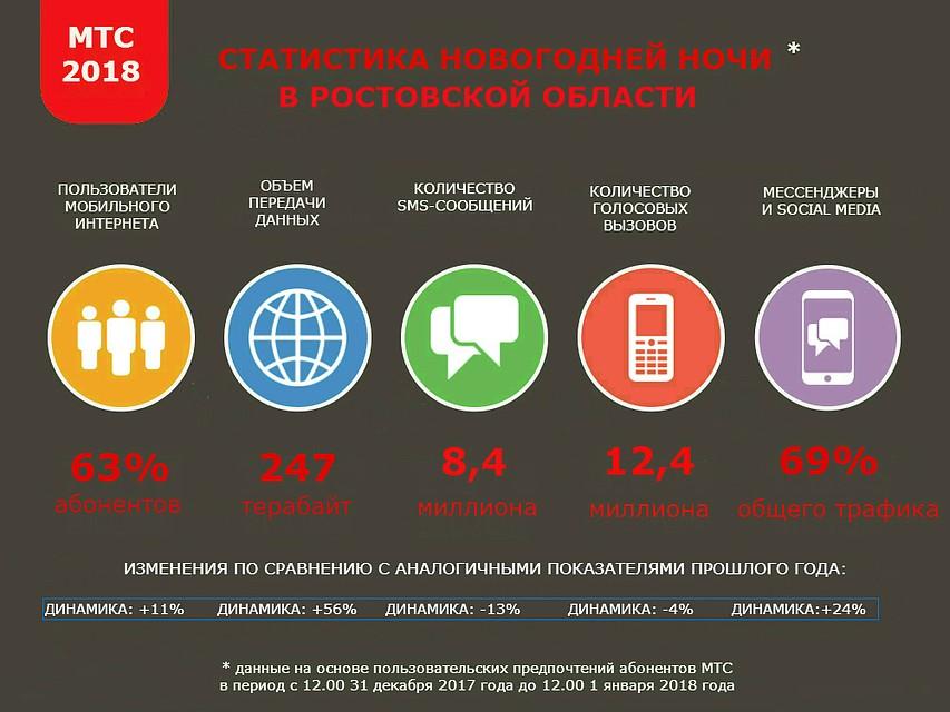 ВМТС подытожили  работы сети вновогоднюю ночь вВоронежской области