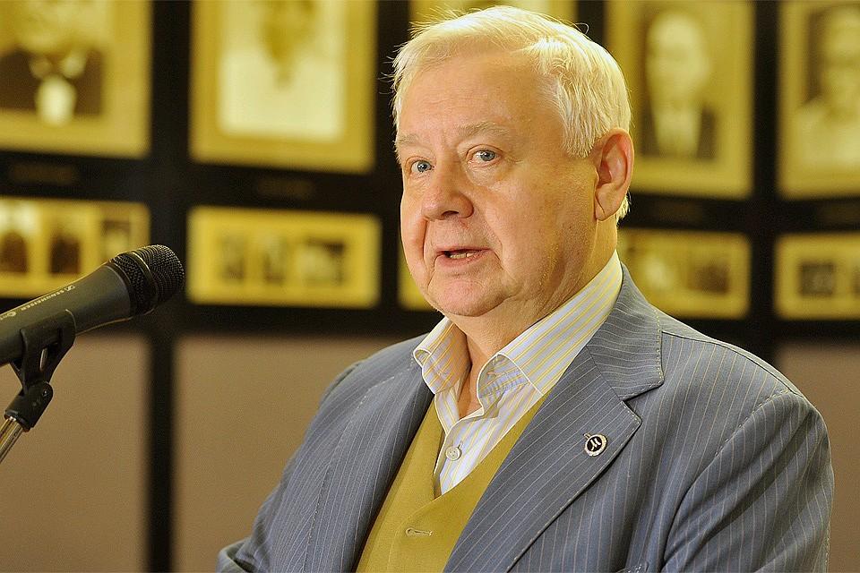 Состояние Олега Табакова снова ухудшилось