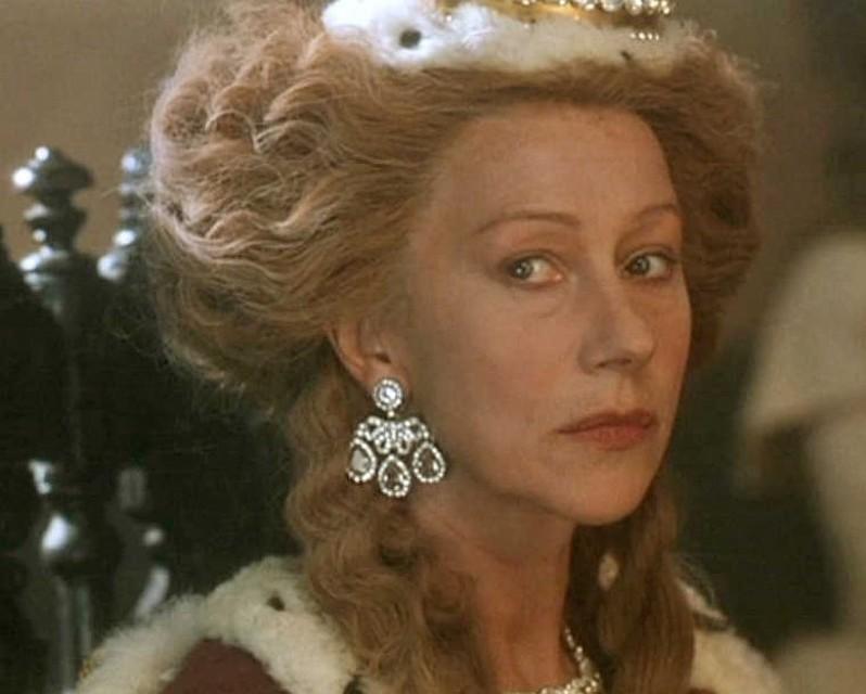 Хелен Миррен не впервые играть королев