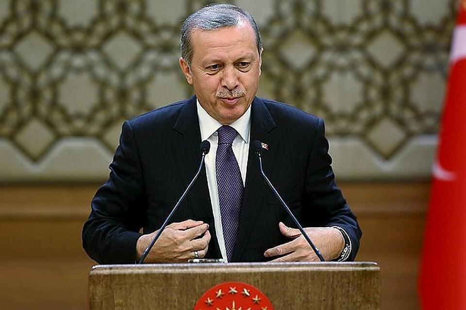 Эрдоган непланирует переговоры сТрампом поСирии, контакты сПутиным продолжаются