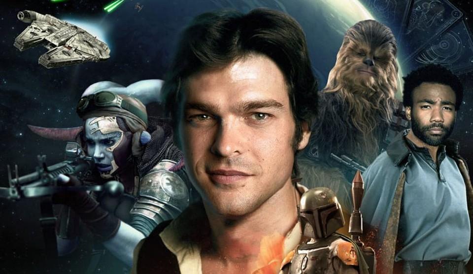 Размещен официальный синопсис фильма «Соло: Звездные войны. Истории»
