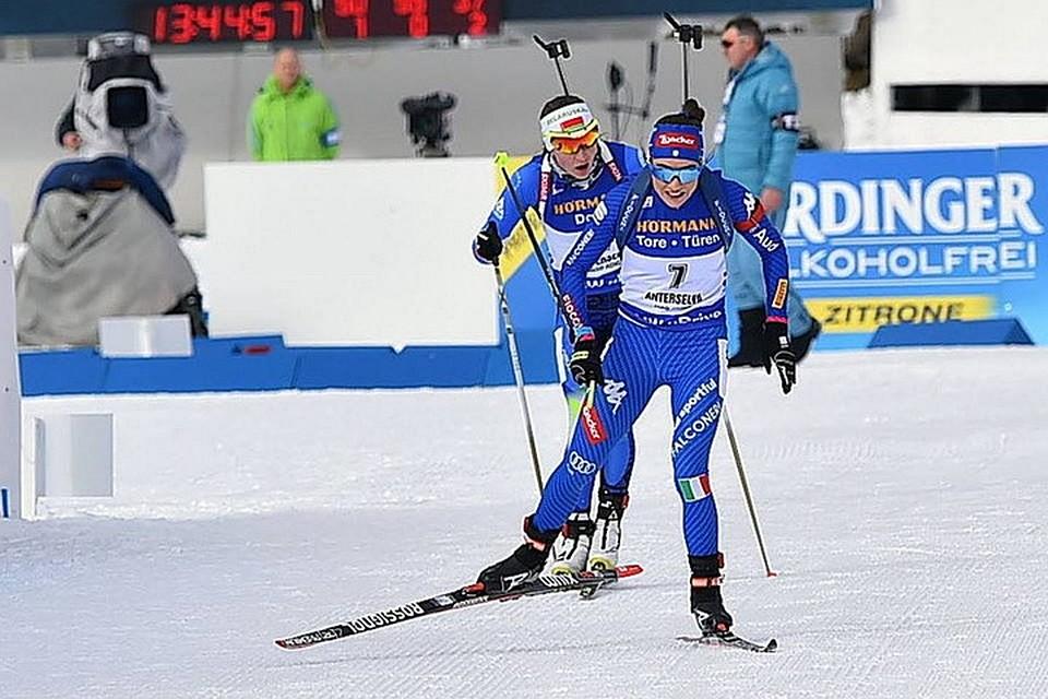 Юрлова-Перхт стала шестой вспринте наэтапеКМ вАнтхольце