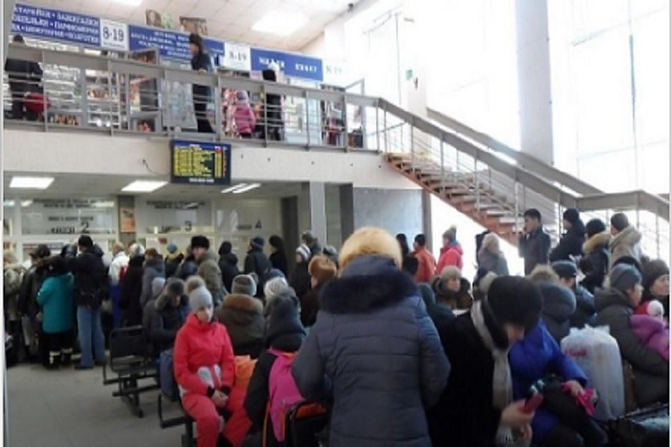 Из-за холодов вТюменской области отменили часть автобусных рейсов
