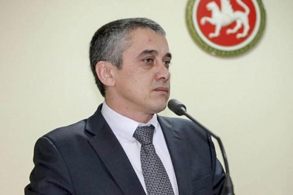 Ильшат Дарземанов назначен управляющим исполкома Мамадышского района