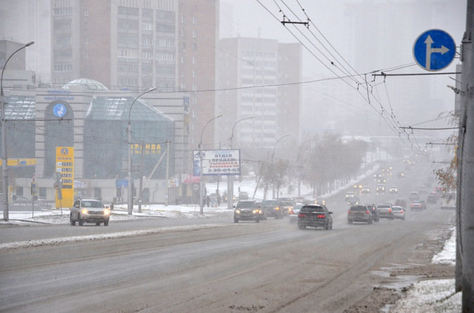 ВНовосибирске долгосрочные морозы привели кзагрязнению воздуха