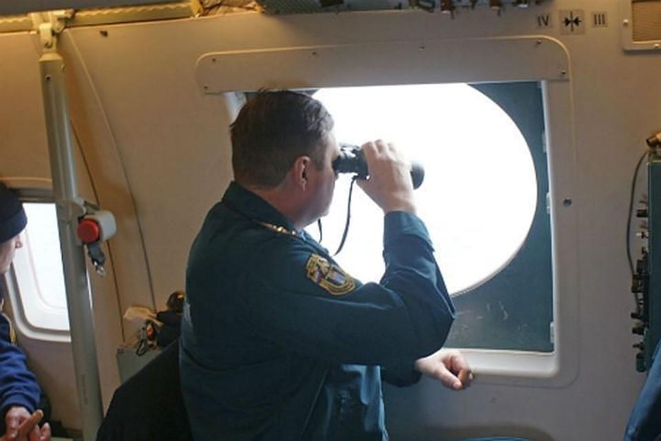 ВЯпонском море продолжаются поиски пропавшего русского судна