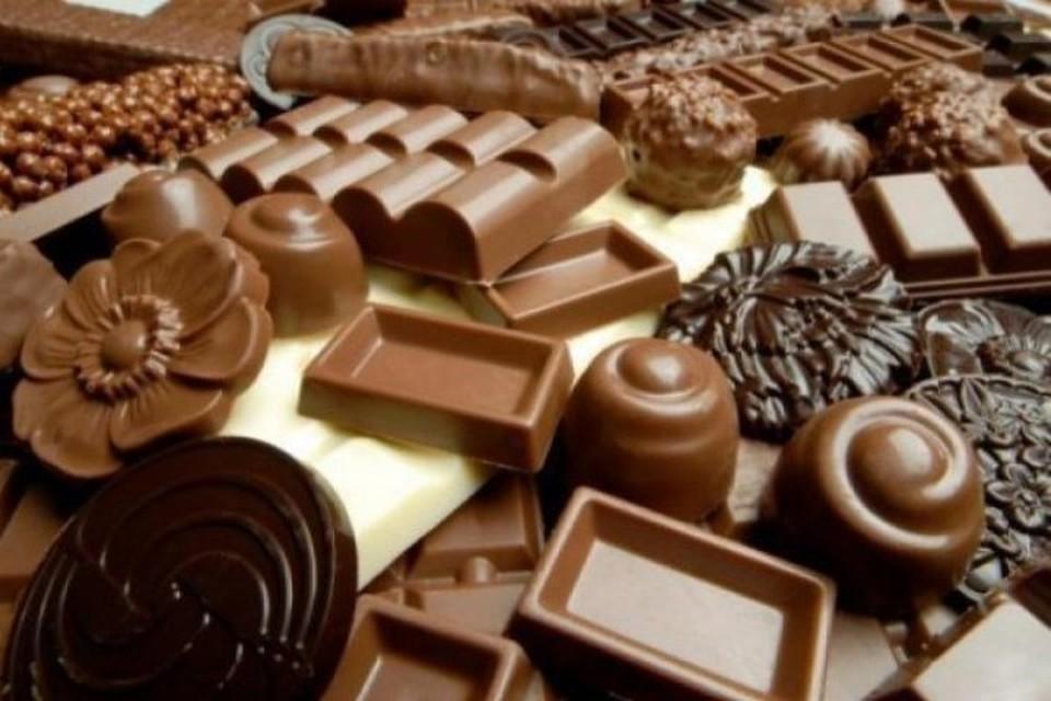 ВГермании неизвестные угнали две фуры с44 тоннами шоколада